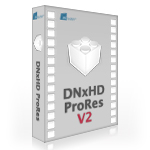 DNxHD and ProRes Codecs